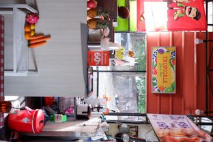 Foto 5 - Interior di Tropicale Juice Bar oleh yudistira ishak abrar