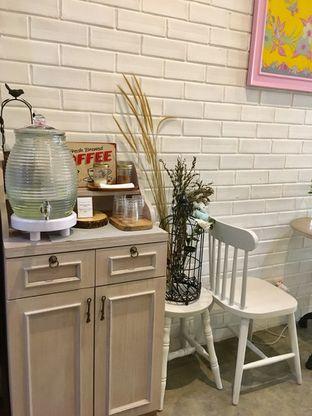 Foto review The Pink Door Tea Room oleh Prido ZH 18
