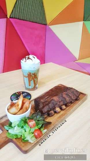 Foto review Chroma Coffee and Eatery oleh Marisa @marisa_stephanie 2