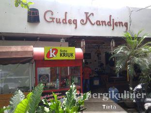 Foto 2 - Eksterior di Gudeg Kandjeng oleh Tirta Lie