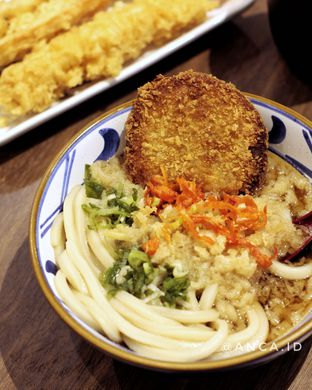 Foto - Makanan di Marugame Udon oleh Anca  Syah
