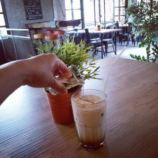 Foto - Makanan(Hazelnut latte) di Seven Grams Coffee & Eatery oleh Kuliner Limited Edition