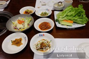 Foto 6 - Makanan di Myeong Ga Myeon Ok oleh Ladyonaf @placetogoandeat