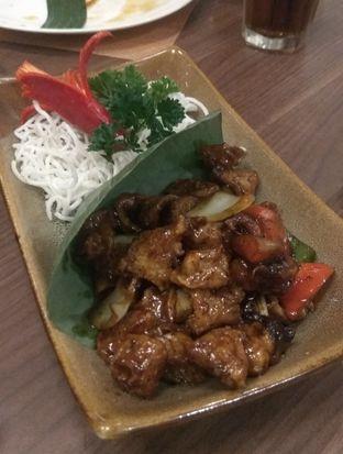 Foto 4 - Makanan(Black Pepper Squid Malioboro (IDR 87k) ) di Seribu Rasa oleh Renodaneswara @caesarinodswr