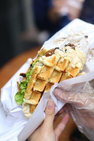 Foto review Zucker Waffle oleh Edward Kurnia 1