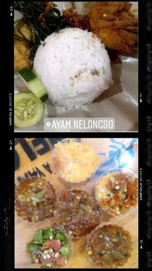 Foto - Makanan di Ayam Goreng Nelongso oleh Saskhia