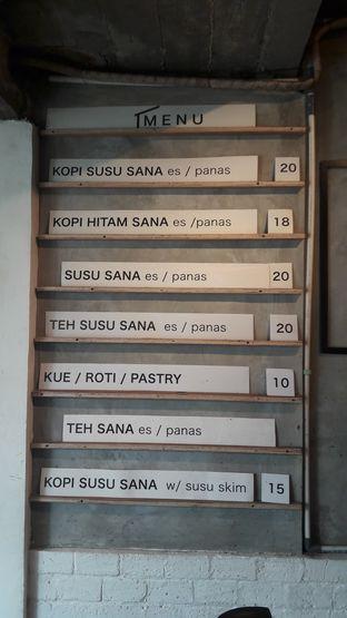 Foto review Sana Coffee oleh Yulia Amanda 6