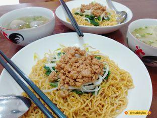 Foto 2 - Makanan di Bakmi Bangka Afong oleh abigail lin