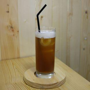 Foto 5 - Makanan(Flavoured Tea (Lemon)) di Shibuya Cafe oleh Buncit Foodies