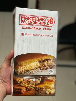 Foto review Martabak Pecenongan 78 oleh IG @riani_yumzone 2