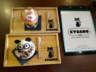 Foto 2 - Makanan di Cyrano Cafe oleh Theodora