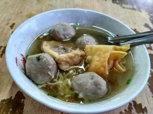 Foto 3 - Makanan(sanitize(image.caption)) di Es Teler Pacar Keling & Bakso Pak No oleh Hakim  S