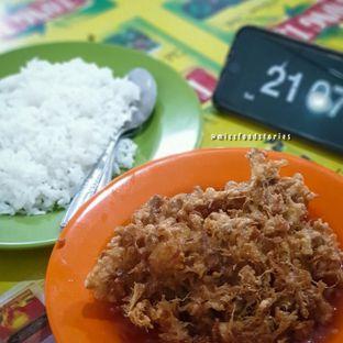 Foto 2 - Makanan(Nasi Puyunghai) di RM. Santosa oleh @mizzfoodstories