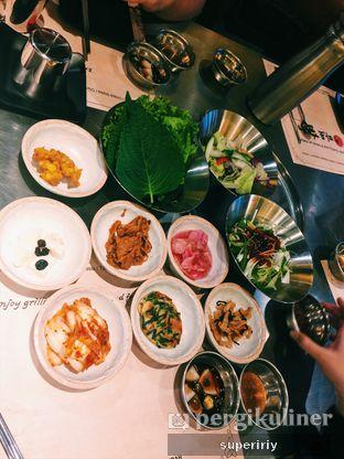 Foto 2 - Makanan(the banchan) di Magal Korean BBQ oleh @supeririy