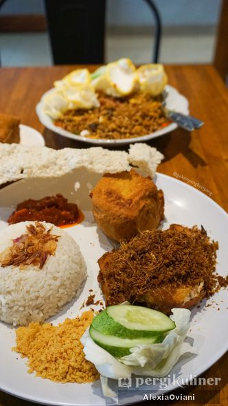 Foto Makanan di Ayam Mercon