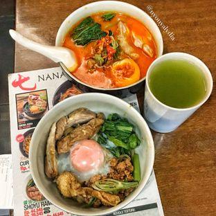 Foto 1 - Makanan di Nanami Ramen oleh Lydia Adisuwignjo