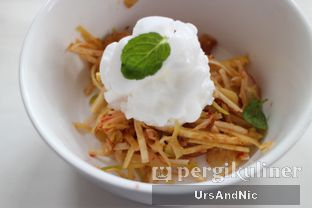 Foto 4 - Makanan(Rujak Ice sorbet) di Rantang Ibu oleh UrsAndNic