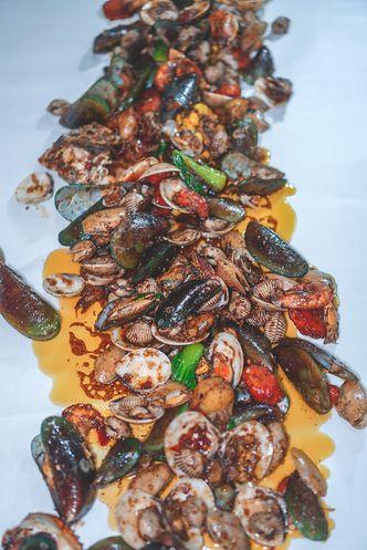 Foto Makanan di Warung Celup