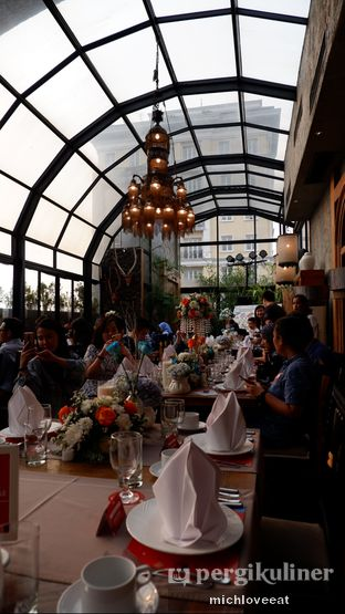 Foto 28 - Interior di Bunga Rampai oleh Mich Love Eat