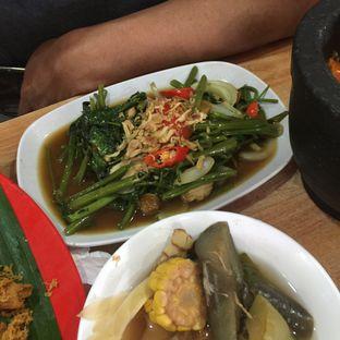 Foto 1 - Makanan di Warung Nasi Alam Sunda oleh Anisa
