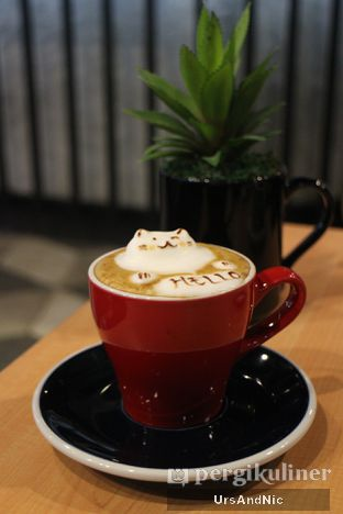 Foto 3 - Makanan(Catpucinno) di Mokka Coffee Cabana oleh UrsAndNic