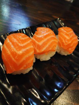 Foto 3 - Makanan(Salmon) di Jikasei Sushi oleh Gabriel Yudha | IG:gabrielyudha