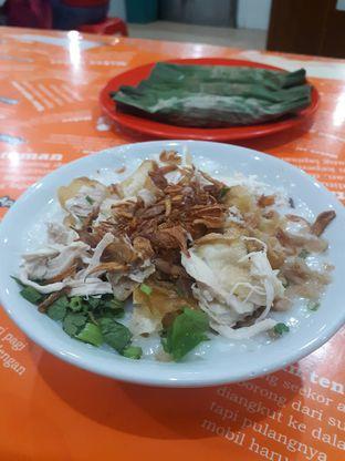 Foto 2 - Makanan di Bubur Ayam Tangki 18 Aguan oleh Deasy Lim