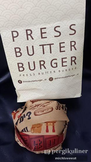 Foto review Press Butter Burger oleh Mich Love Eat 6