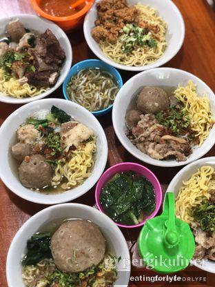 Foto 2 - Makanan di Bakso Mas Sumeh oleh Fioo | @eatingforlyfe