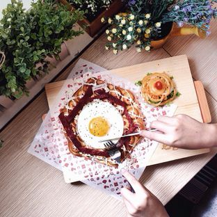 Foto - Makanan di Eggo Waffle oleh Alvian Tan
