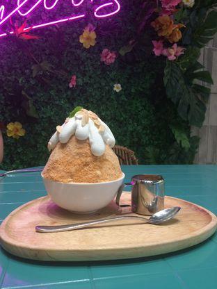 Foto 1 - Makanan(Thai Tea Kakigori) di Santhai oleh Elvira Sutanto
