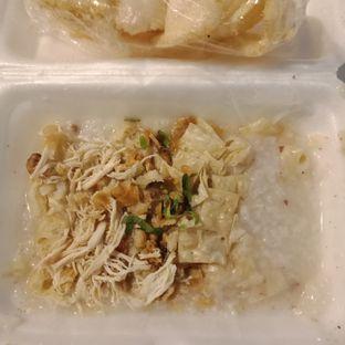 Foto 1 - Makanan di Bubur Ayam Jakarta Mang Endut oleh Fensi Safan