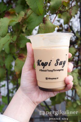 Foto review Kopi Say oleh Jessica Sisy 3