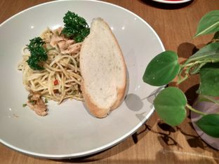 Foto 1 - Makanan(Tuna aglio e olio) di Ceritera Coffee Brunch & Culture oleh Kuliner Addict Bandung
