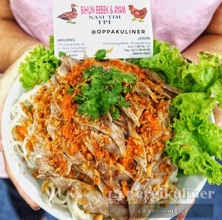 Foto 4 - Makanan di Bihun Bebek & Ayam TPI oleh Oppa Kuliner (@oppakuliner)