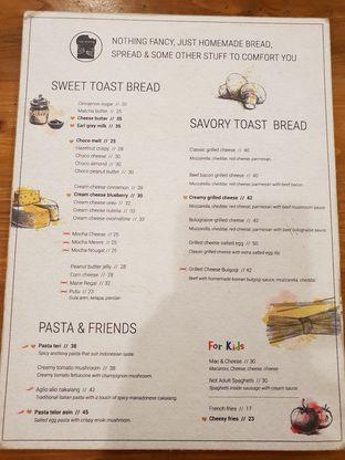 Foto 2 - Menu di Roti Eneng oleh Adhy Musaad