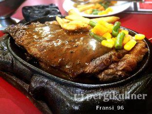 Foto 1 - Makanan di Kapten Steak oleh Fransiscus