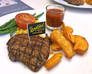 Foto 1 - Makanan di Justus Steakhouse oleh @kulineran_aja