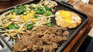 Foto 1 - Makanan(Beef teppanyaki) di Zenbu oleh Komentator Isenk