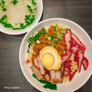 Foto 2 - Makanan(Bakmi Spesial) di Bakmi Afong & Chinese Food oleh Nika Fitria