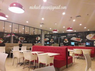 Foto Interior di AH Resto Cafe