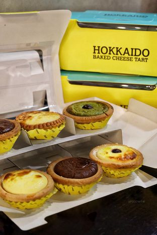 Foto - Makanan di Hokkaido Baked Cheese Tart oleh Wawa | IG : @foodwaw