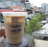 Foto Es Kopi Susu di Logika Coffee