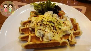 Foto 2 - Makanan(Chicken and mushroom) di Pancious oleh Jenny (@cici.adek.kuliner)