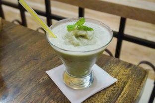 Foto 5 - Makanan(Greentea mint smoothie) di My Kopi-O! oleh Dwi Wahyu Nuryati