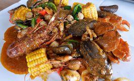 Seafood Kiloan Balataks