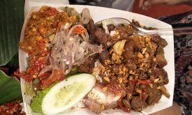 Nasi Campur Babi Angot