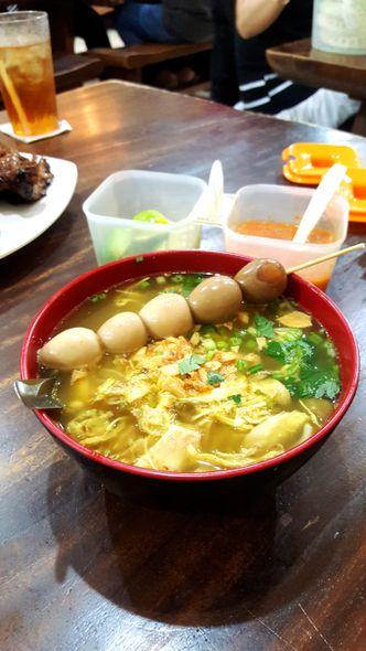 Foto Makanan di Soto Bu Tjondro