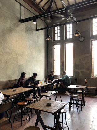 Foto 4 - Interior(Lantai 2) di Kopi Kota Tua oleh Vanessa Agnes