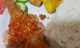 Ayam Geprek Fat Chicken